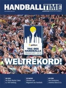 Tag des Handballs 2014