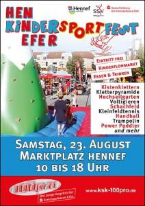 KinderSportFest 2014